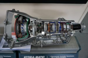 Hydra-matic 4l80 Transmission